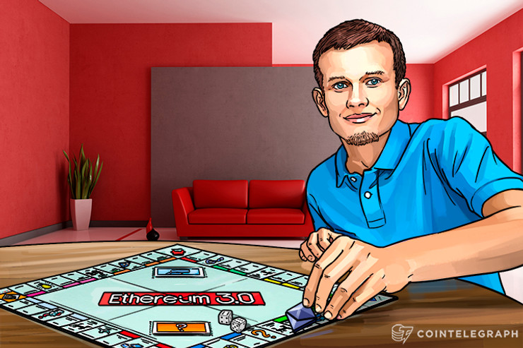 Vitalik Buterin Sets Milestones On Ethereum's Route to Be The 'World Computer'