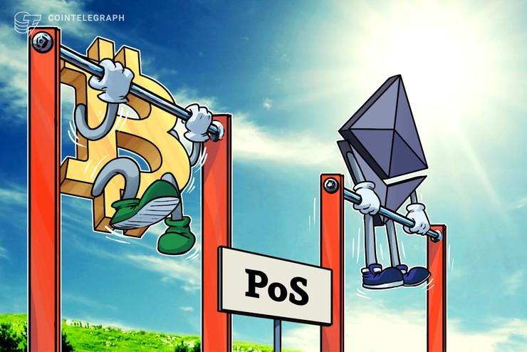Bitcoin lo hará igual que Ethereum y pasará a la Proof-of-Stake, dice el fundador de Bitcoin Suisse