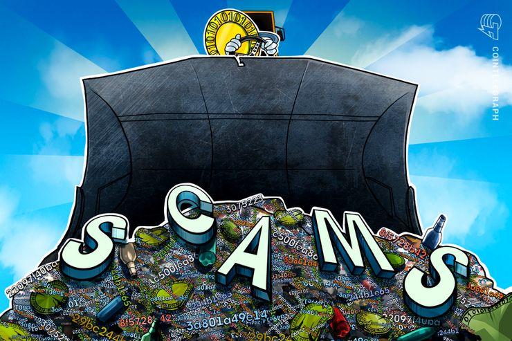 El organismo de control financiero de Bélgica añade 28 sitios a la lista negra de estafas cripto