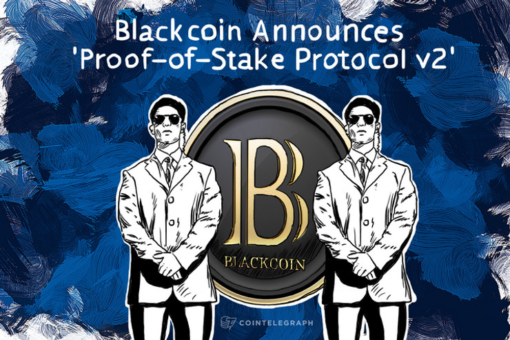 Blackcoin Announces 'Proof-of-Stake Protocol v2'