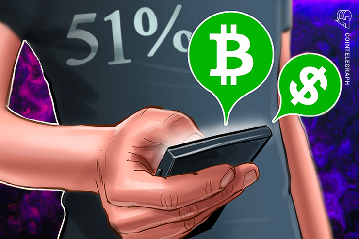Two Miners Purportedly Execute 51% Attack on Bitcoin Cash Blockchain