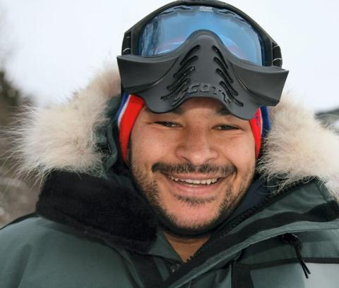 Reaching boundaries of South Pole