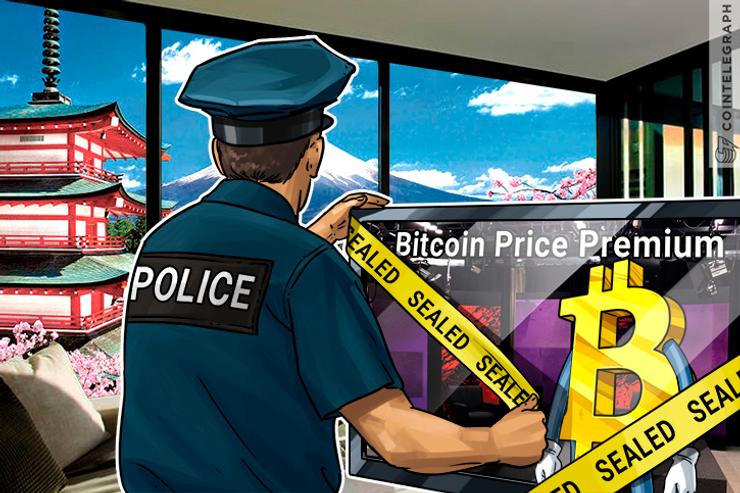 Japan, South Korea No Longer Show Bitcoin Price Premium