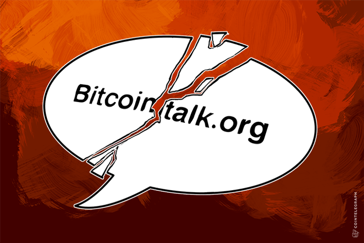 Bitcointalk Forum Down Again Amid Data Retention Problems
