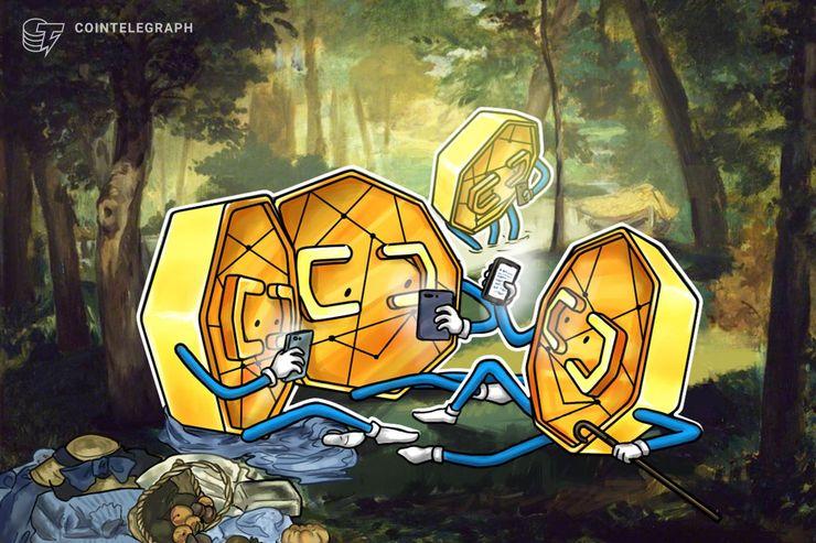 仮想通貨取引所OKEx創設者、中秋の名月に月餅写真で意見表明【アラート】