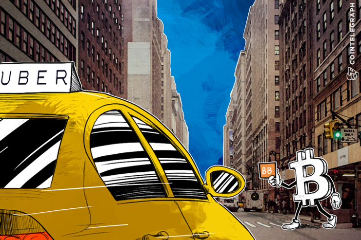 Uber with Bitcoin Now Possible: Here's How [UPDATE]