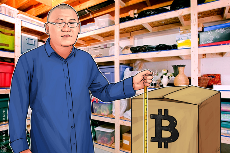 Chandler Guo to Bitcoin Community: Avoid a War Over Block Size