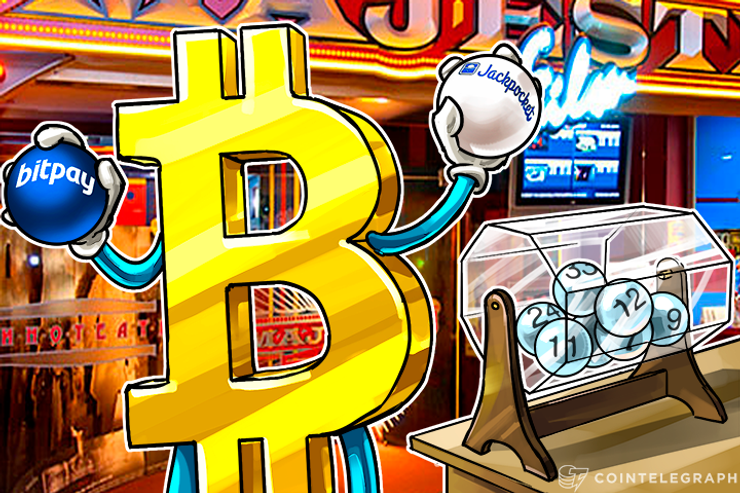 Purchase Lottery Tickets with Bitcoin; Jackpocket Partners with BitPay