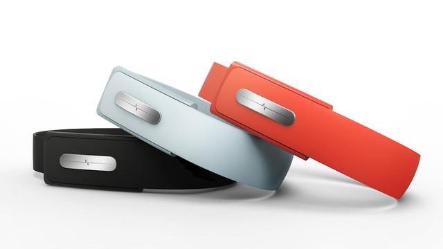 Smart Wristband Holds Digital Coins