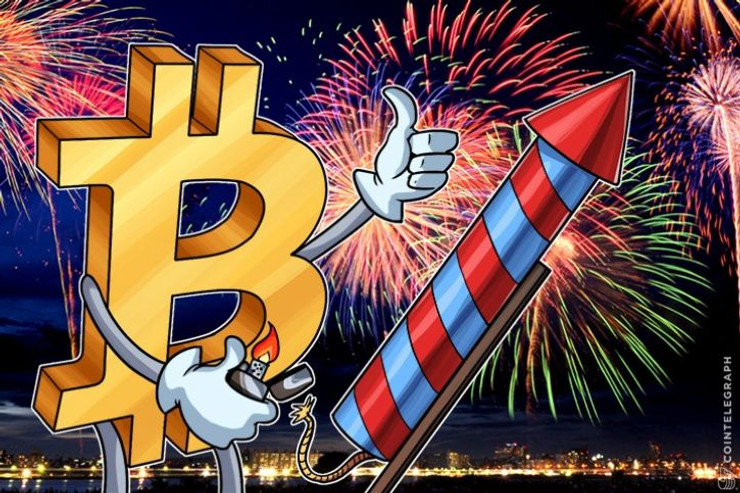 Bitcoin Price 30-Day Moving Average At Highest Ever