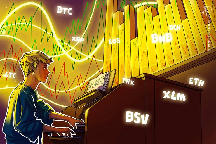 無人状態は長続きせず?仮想通貨ビットコイン・イーサリアム・リップル(XRP)のテクニカル分析