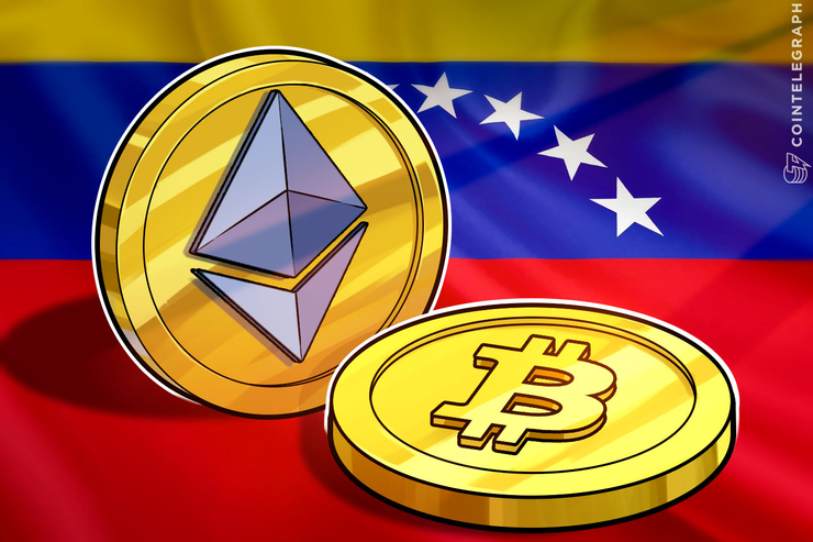 Venezuela's central bank is thinking about cryptocurrency reserves