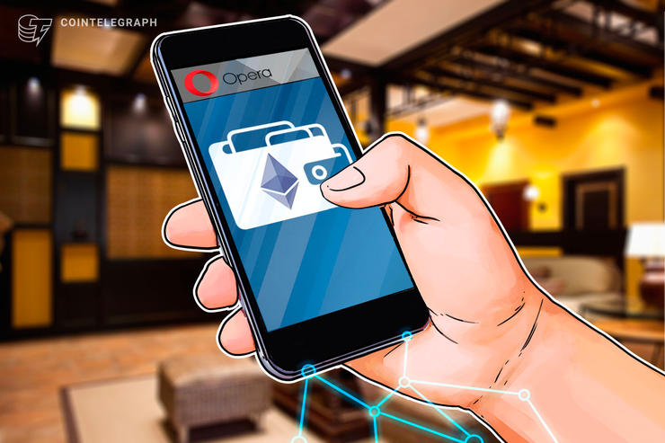 Opera Releases iOS Version of Its 'Blockchain-Ready' Mobile Web Browser