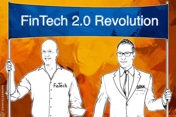 Banks & Fintechs Must Collaborate to 'Re-Engineer' the Global Financial Services Industry