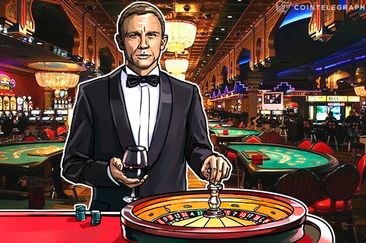 Bitcoin Gambling is Exploding