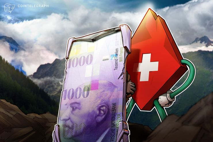 'World's Most Bulletproof Crypto': Company to Create a Coin Backed by Swiss Franc