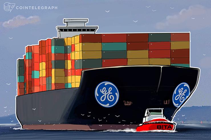 GE Transportation Joins Global Blockchain Trade Association