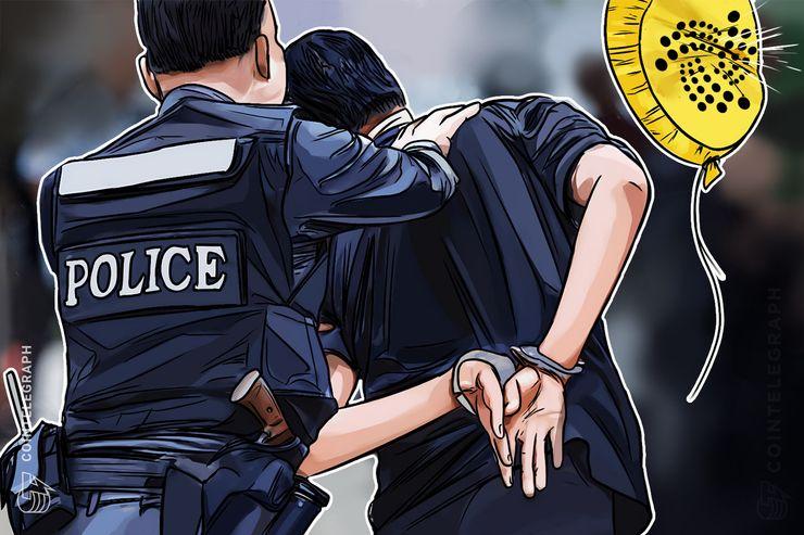 LKA Hessen und Europol fassen mutmaßlichen IOTA-Millionendieb in England