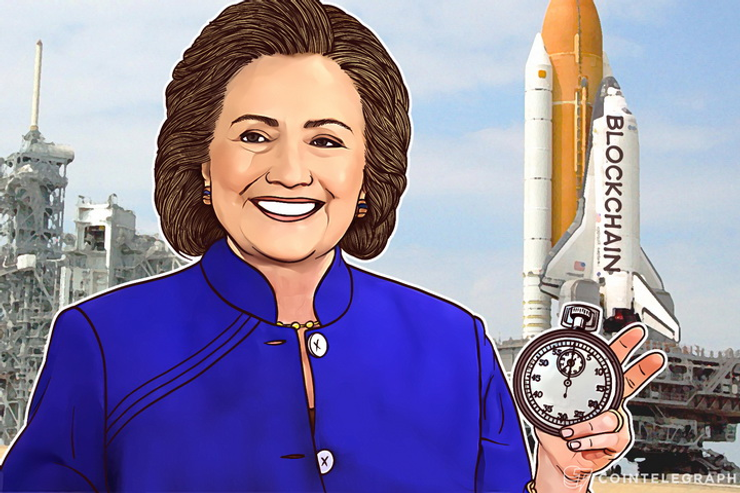Could Hillary Clinton as President Give a Boost to Blockchain Tech?