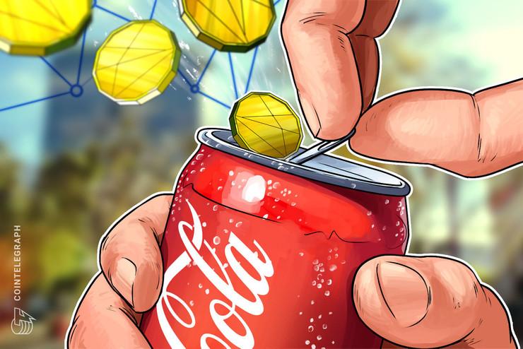 İki Bin Coca-Cola Otomatında Bitcoin Kullanılmaya Başlıyor