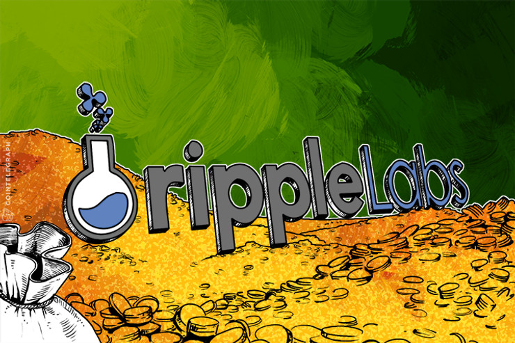 Ripple Labs Finalizing a US$30 Million Funding Round