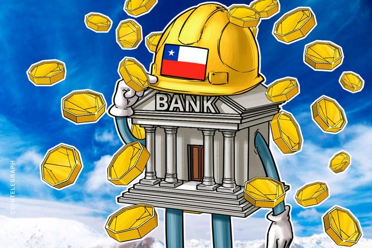 Chile: Banco Central no regulará actividad de las criptomonedas ni sus casas de cambio