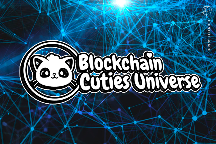 Blockchain Cuties Universe Presents the FORGE