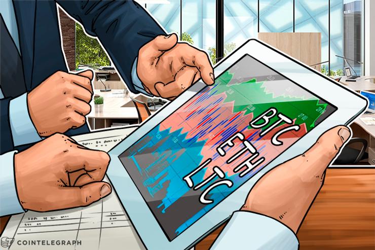 Price Analysis, Nov. 2: Bitcoin, Ethereum, Litecoin