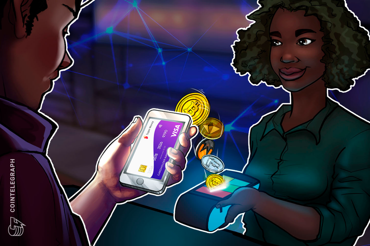 Card Accepts Crypto Top-Ups, Can Be Used in ATMs and Stores Worldwide