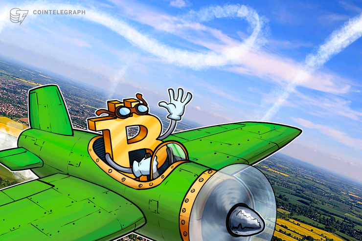 Bitcoin Price Stays Above $10,000 as Overall Crypto Market Sees Green thumbnail