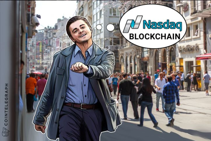 Nasdaq presenta una patente para la difusión de información basada en Blockchain