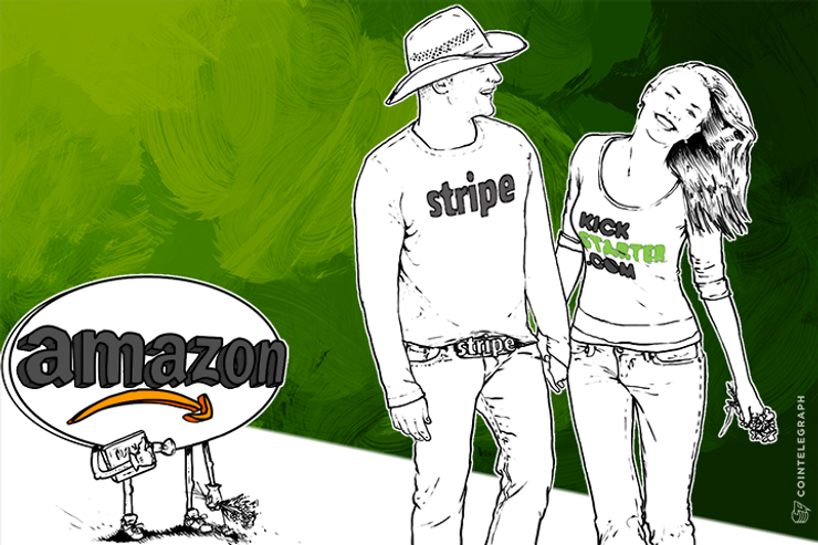 Kickstarter Ditches Amazon for Stripe for a 'Simpler, Faster and Easier Checkout Process'