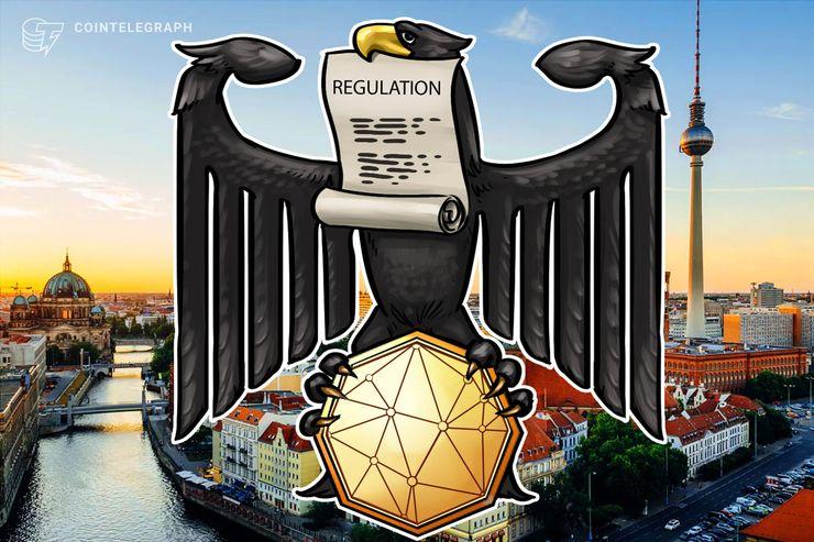 German Financial Watchdog adverte o público sobre oferta de criptomoedas não autorizada