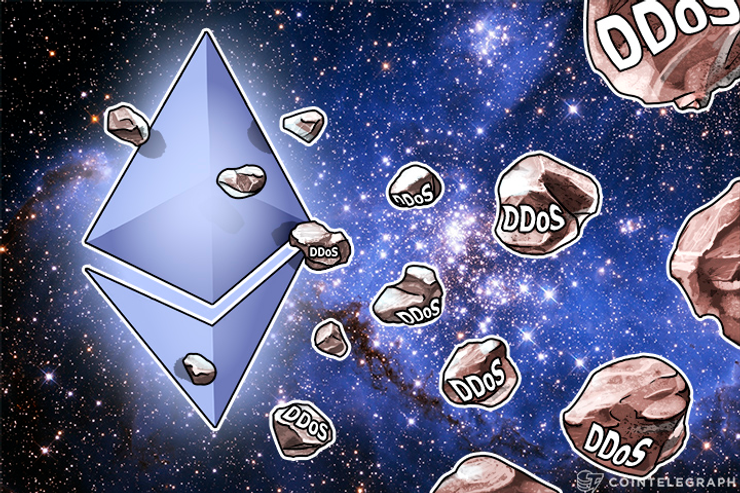 Ethereum is Under DDoS Attack, Miners are Alerted