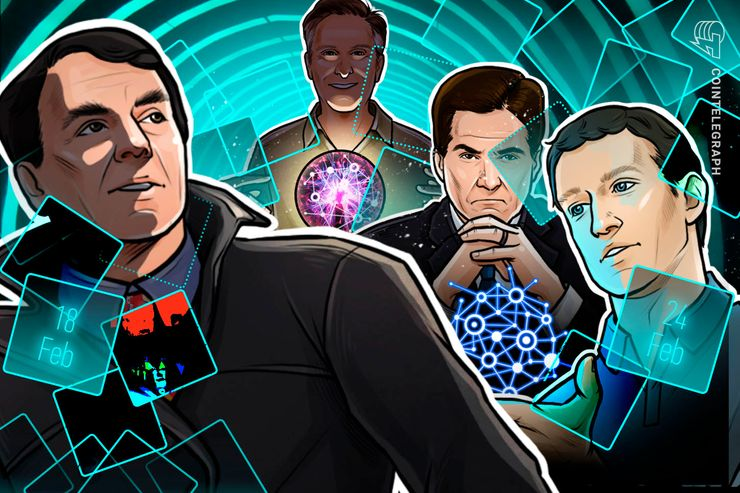 Hodler's Digest Feb.18-24: Top Stories, Price Movements, Quotes and FUD of the Week