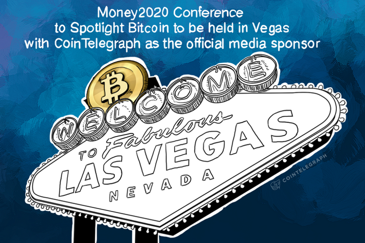 Money2020 Conference to be held in Vegas with Cointelegraph as the official media sponsor