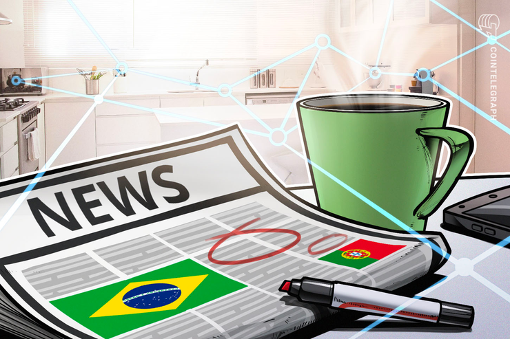 Crypto News From Brazil and Portugal: Aug. 24-31 in Review