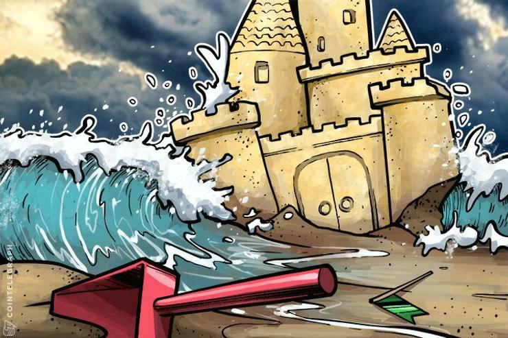 Crypto markets complete turnaround