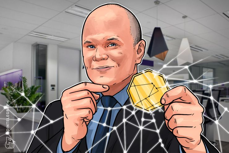 El director ejecutivo de Galaxy Digital, Mike Novogratz, dice que el precio del cripto es el más bajo