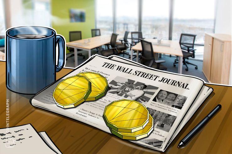 Wall Street Journal crea y luego destruye su propia criptomoneda