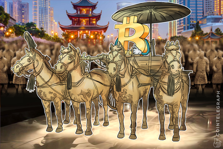 Bitcoin Price Recovers to $2,400 as Chinese Exchanges Resume Withdrawals