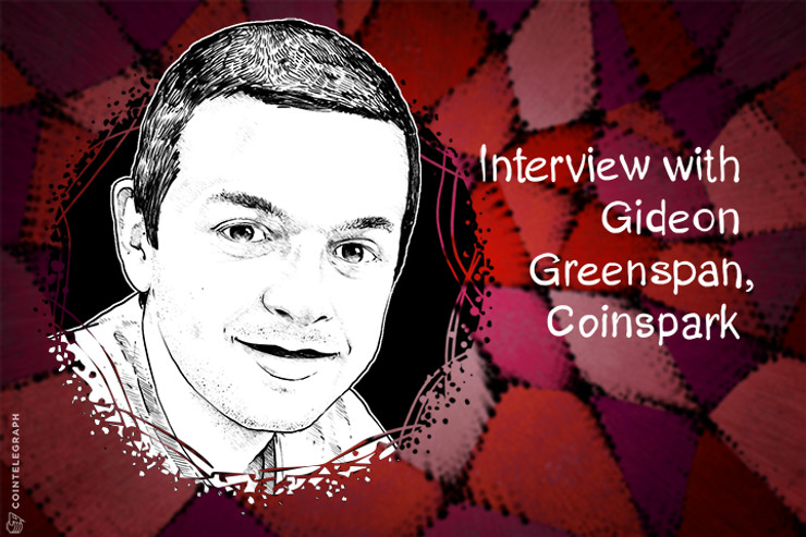 CoinSpark Developer Gideon Greenspan on His Mission to Build a 2.0 Platform for the Average User
