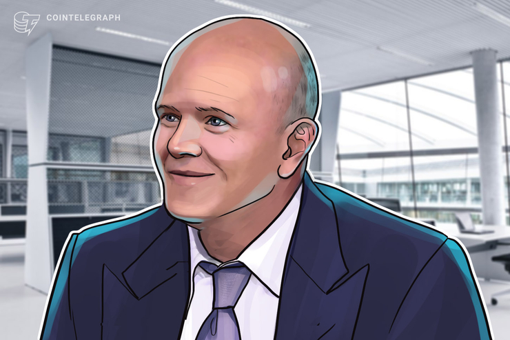 Galaxy Digital Founder Michael Novogratz: BTC Will Consolidate in $7,000-$10,000 Range