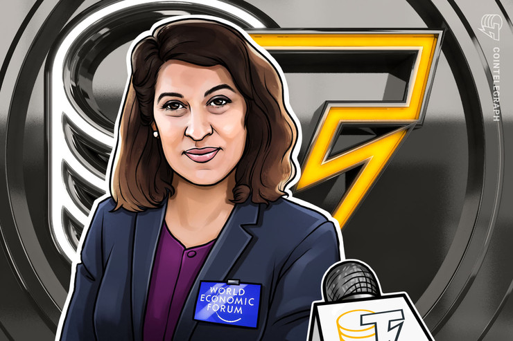 As the WEF Warms Up to Crypto, Its Head of Blockchain Talks Empowerment