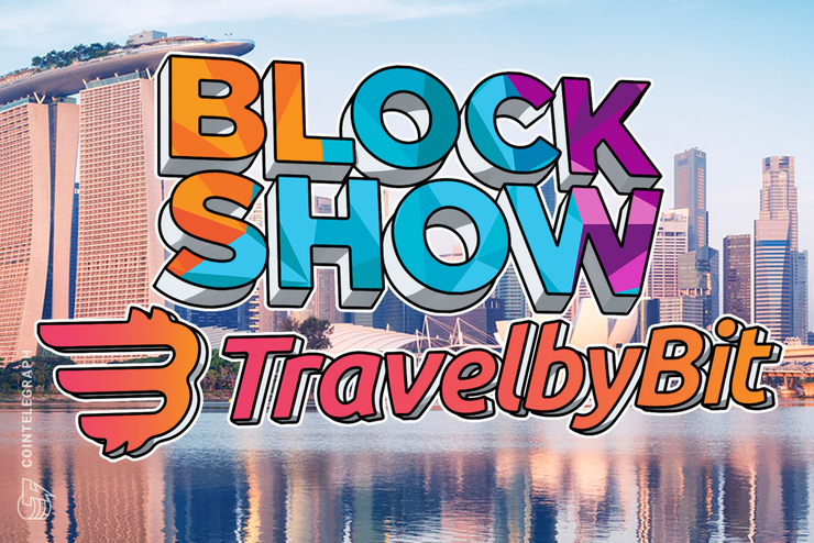BlockShow Makes TravelbyBit an Official Travel Partner