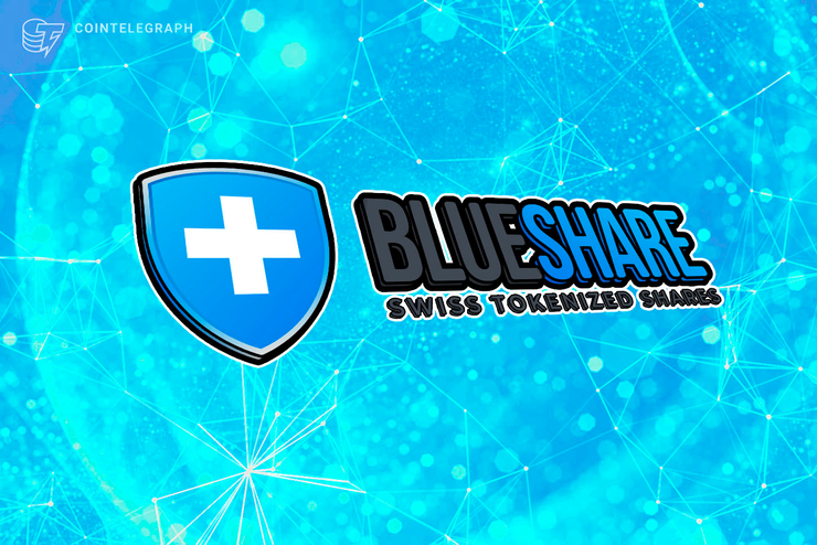 BLUESHARE.IO - Leading the Global Fintech Revolution as World's First Traditional Equity Shares Put on Blockchain