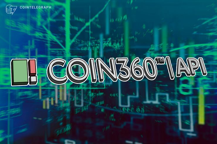 Coin360: Price Updates Even Faster with New API