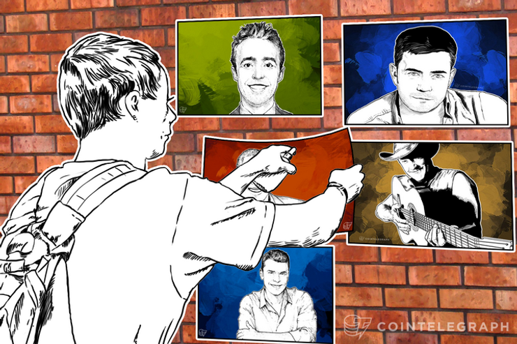 Bitcoin Family: The Largest Bitcoiner Photo Collage