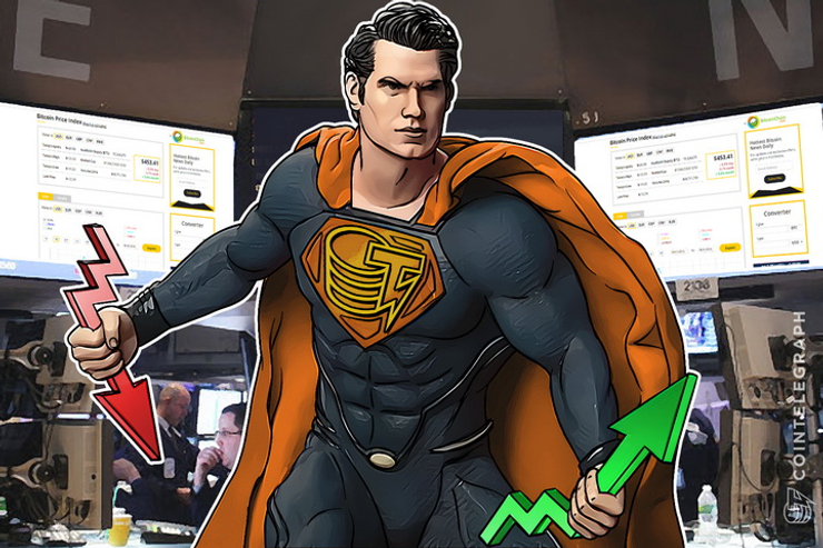 Cointelegraph Launches Its Own Bitcoin Price Index