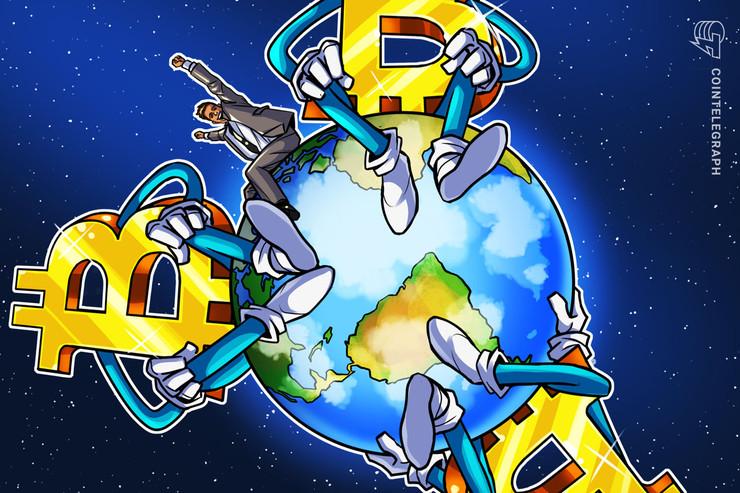 El interés por Bitcoin aumenta en todo el mundo durante la crisis de COVID-19